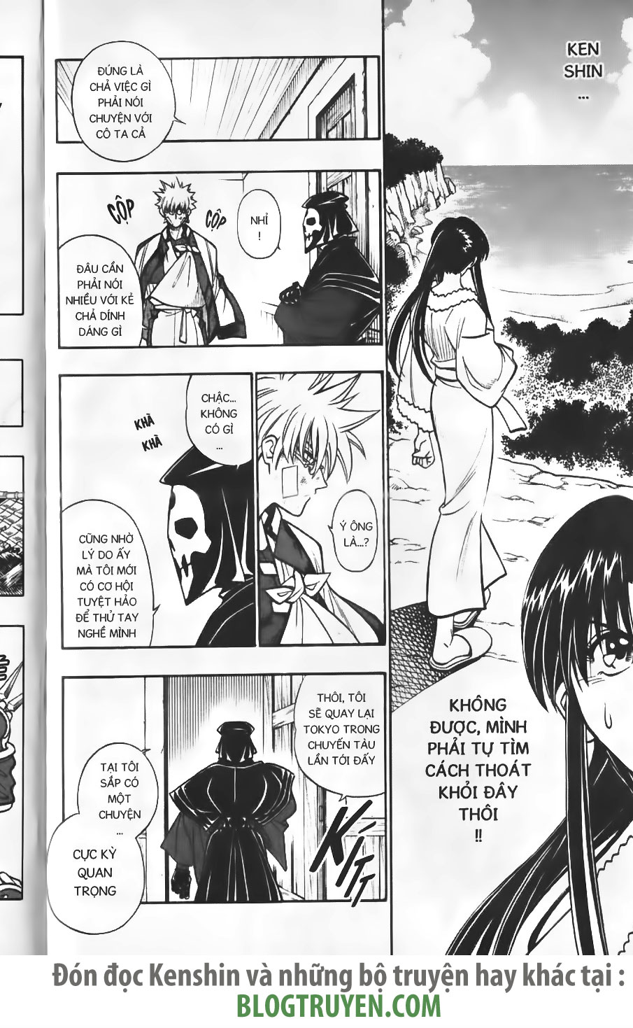 Rurouni Kenshin chap 212 trang 12