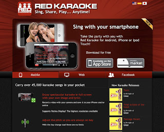 redkaraoke.com