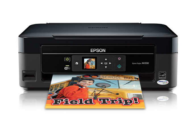 Epson Stylus NX510 driver download for Windows Mac Linux
