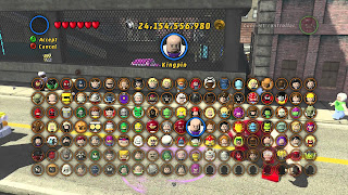 Screenshot 2 Game Lego Marvel Super Heroes