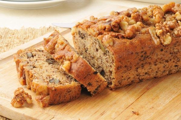 notenbrood bakken