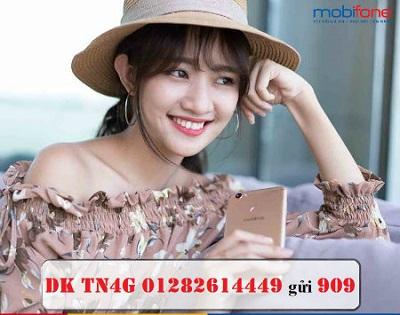 Gói 4G Mobifone 10 ngày
