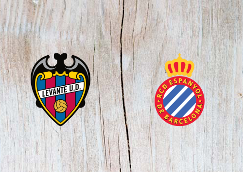Levante vs Espanyol - Highlights 21 April 2019