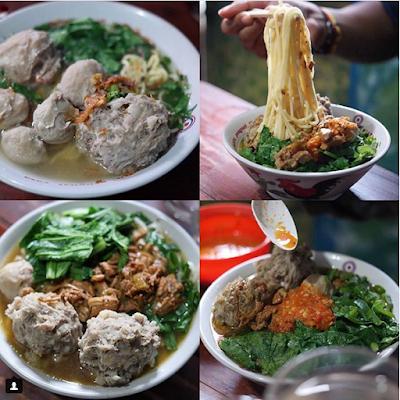 Mie Ayam dan Bakso yang Enak di Yogyakarta