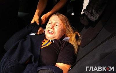 У Києві затримали матір загиблої Бережної - ЗМІ
