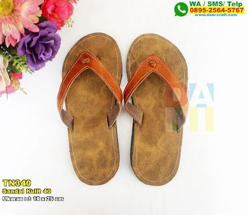 Sandal Kulit 40