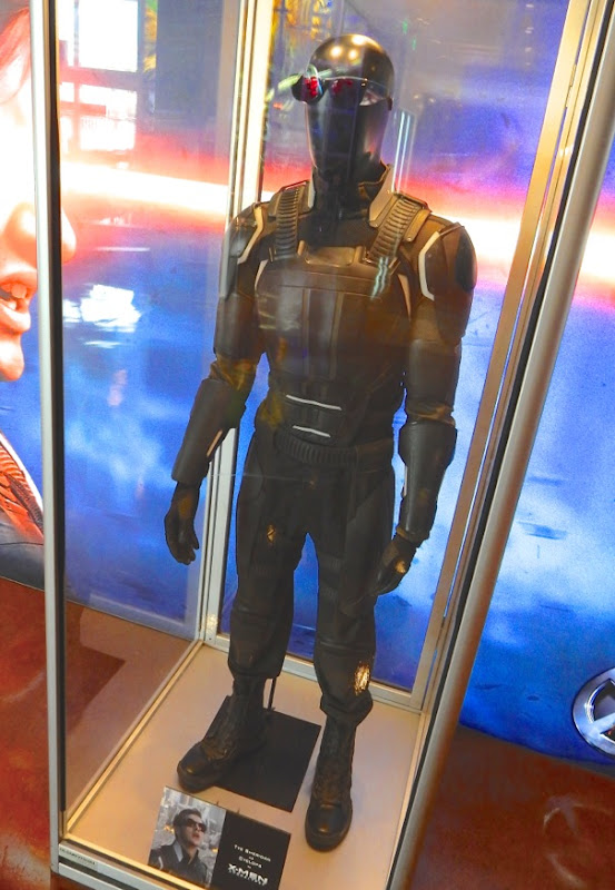 Cyclops movie costume X-Men: Apocalypse