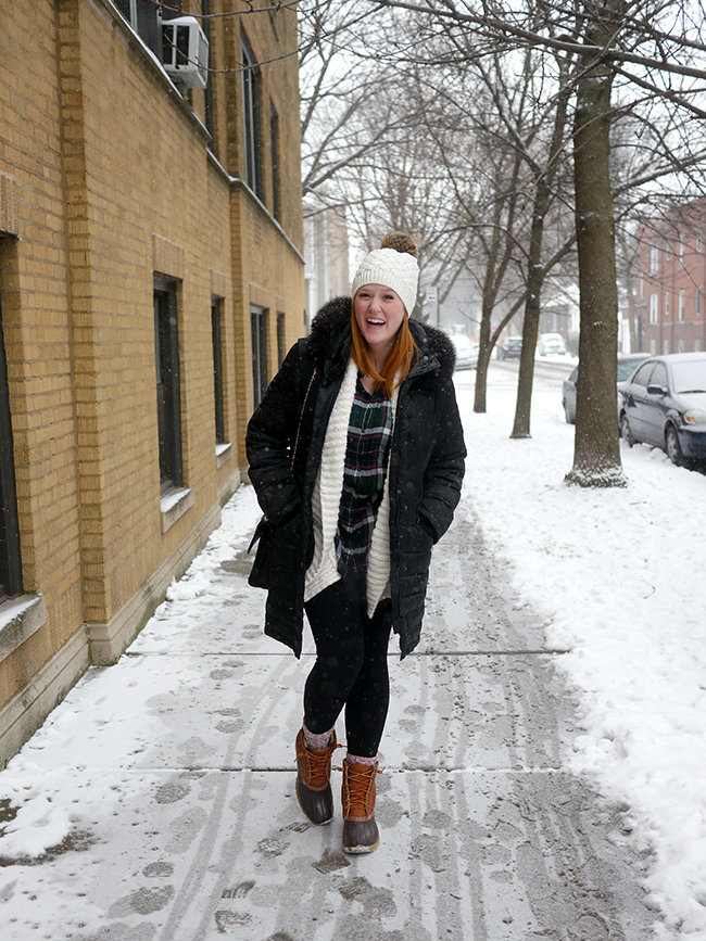 How To Dress For A Chicago Winter