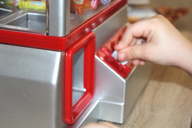 avis machine à bonbons