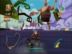 Download crash tag team racing for playstation 2 | Crash