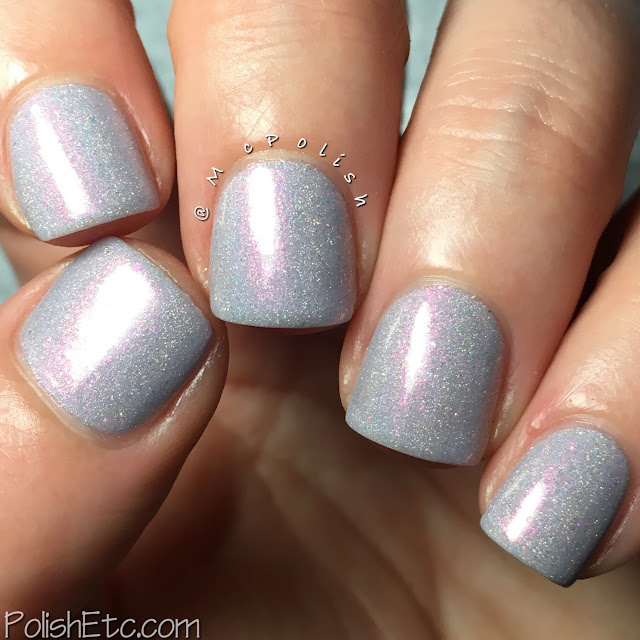 Road to Polish Con - Takko Lacquer - Fairyland - McPolish