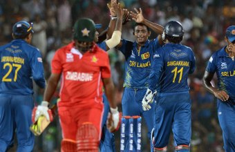 Sri Lanka ODI squad to face Zimbabwe; Chandimal, Thisara dropped