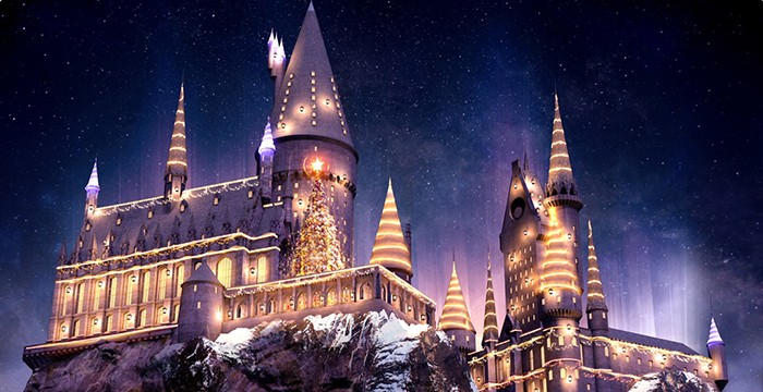 Navidad en Universal Studios