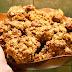 Ciasteczka owsiane na maśle i mące żytniej