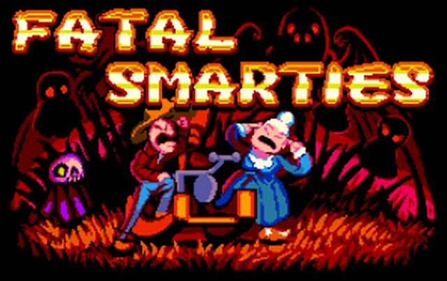 Indie Retro News: Fatal Smarties - A cool homebrew Sega Genesis/Mega