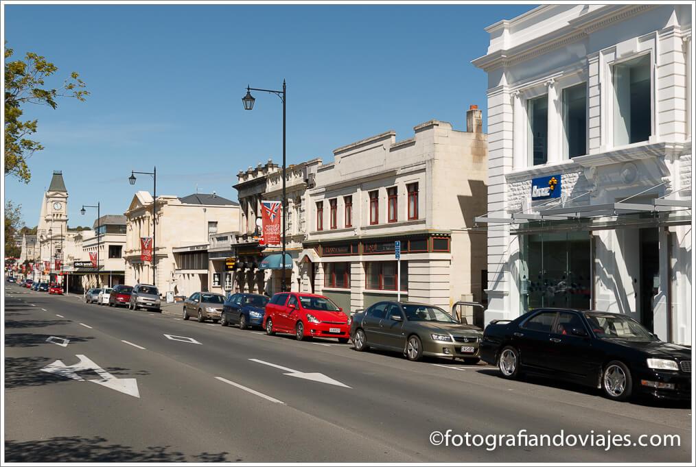 Victorian Precint en Oamaru