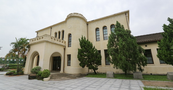 台中北區|台中放送局|超過80年的歷史建築|免費參觀