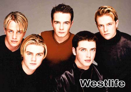 westlife fool again
