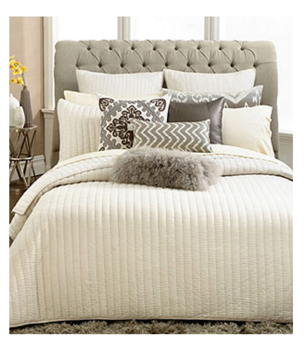 the yellow cape cod luxurious tiffany blue and beige master bedroom - Master Bedroom Bedding