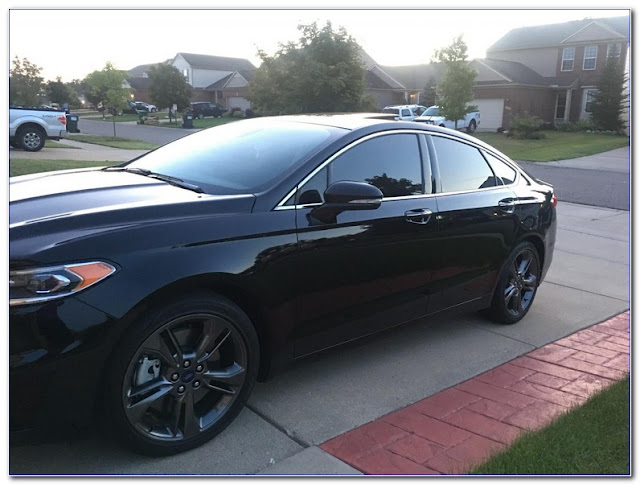 Ford Fusion TINTED WINDOWS Cost Near Me