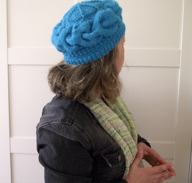 Liliacraftparty Nela Hat Knitting Pattern