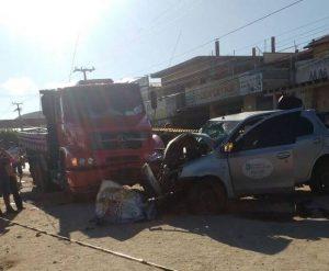 Zona Norte: Pai e filho morrem em acidente de trânsito em Itapipoca