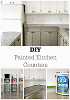 http://graceleecottage.blogspot.com/2015/05/diy-painted-kitchen-counters.html