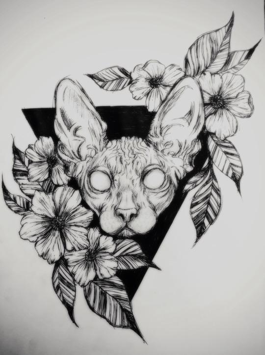 Gorgeous Geometric Tattoos