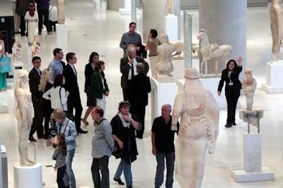 Αύξηση επισκεπτών και εσόδων σε μουσεία και αρχαιολογικούς χώρους