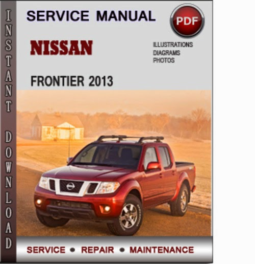 nissan frontier service manual