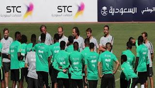 مشاهدة مباراة السعودية واليونان الودية بث مباشر اليوم الثلاثاء 15-5-2018 استعدادات مونديال روسيا 2018