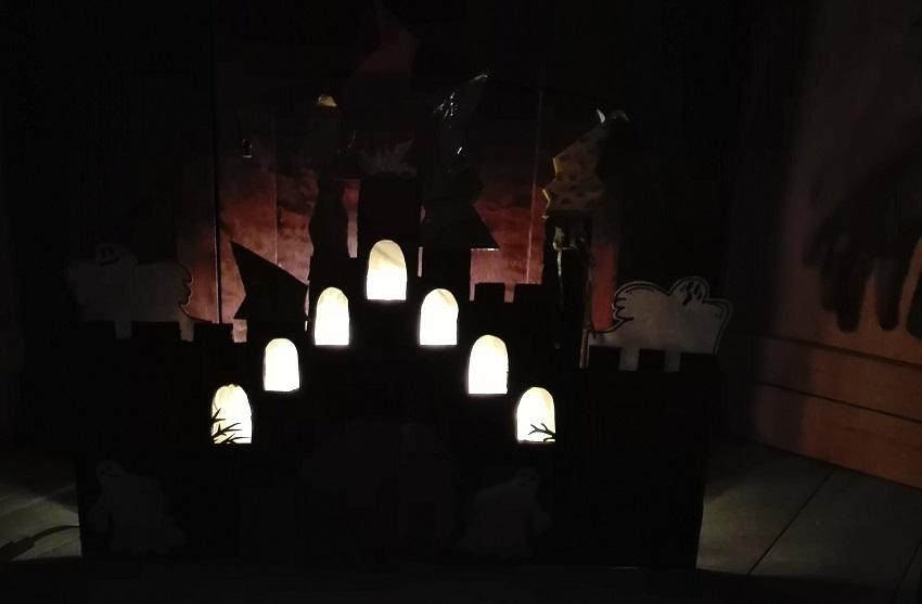 halloween teeseitse kummitukset