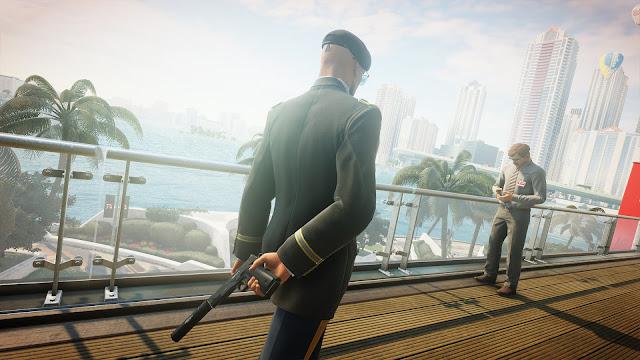 العرض الجديد للعبة Hitman 2 يكشف لنا كيفية إنجاز المهمات بطرق متعددة ، لنشاهد من هنا ..