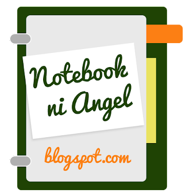 Notebook ni Angel - Educational Blog logo - www.notebookniangel.blogspot.com