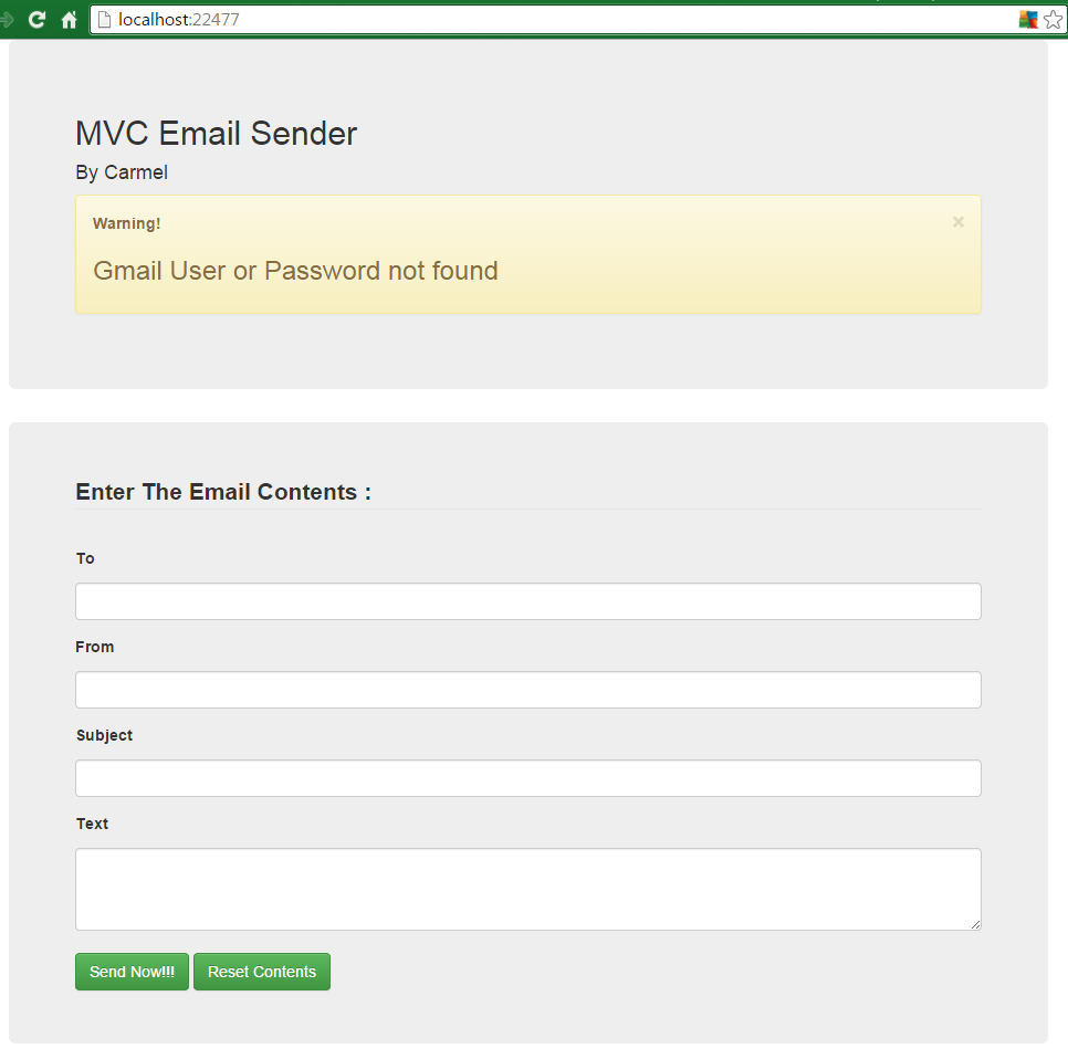 The ASP NET MVC Club: How To Add a Bootstrap Alert to an MVC