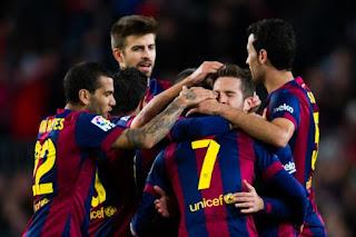 Liga Spanyol (La Liga) Musim 2016/2017 Pekan 27