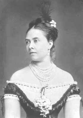 Victoria, Princess Royal ( 21 November 1840 – 5 August 1901),  German Empress Queen of Prussia