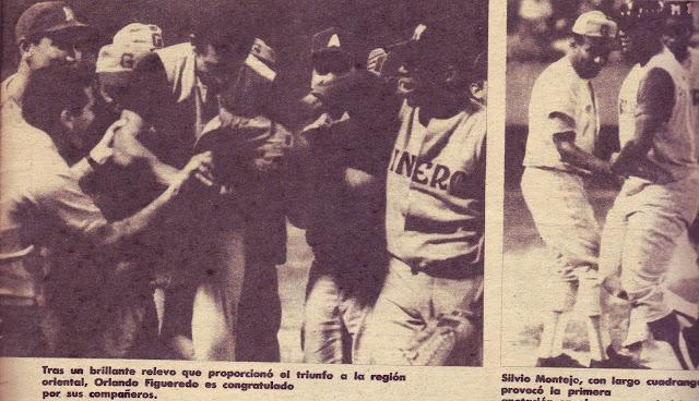 Los Mineros de 1972 son los dueños del récord de más victorias consecutivas en una Serie Nacional con 27