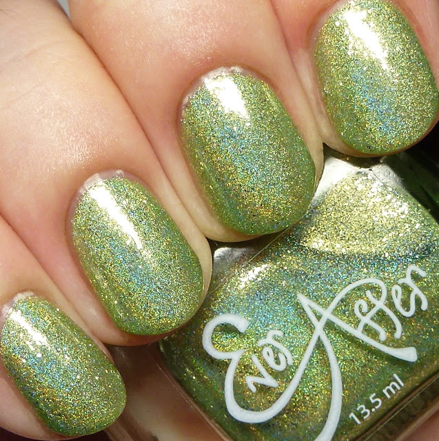 Ever After Polish A Kiss Would Be Nice, Yes?