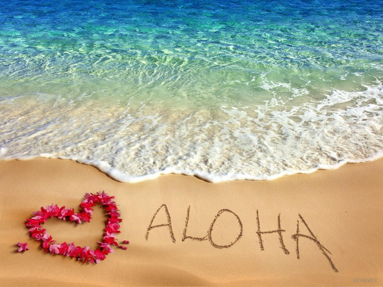 Aloha - Cool - Harp Sheet