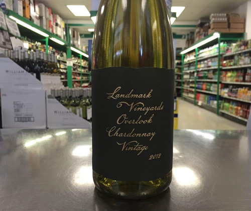 Landmark Vineyards Overlook 2013 Chardonnay