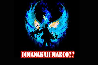 Mungkin banyak dari kalian yang percaya kalau dikala ini Marco sudah bergabung dengan kelom Dimanakah Marco The Phoenix berada dikala ini?
