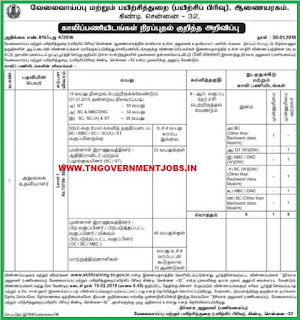 chennai-employment-office-training-office-assistant-post-recruitment-notification-www-tngovernmentjobs-in1