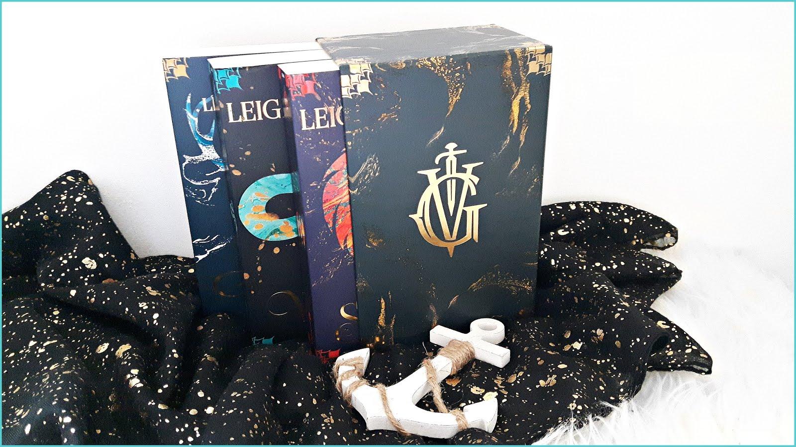 Grisha Verse Grischa Trilogie Schuber Leigh Bardugo Droemer Knaur King of Scars Russland Krähen Glory or Grave