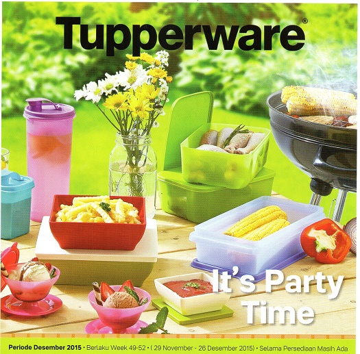 Katalog Activity Promo Tupperware Juni 2016