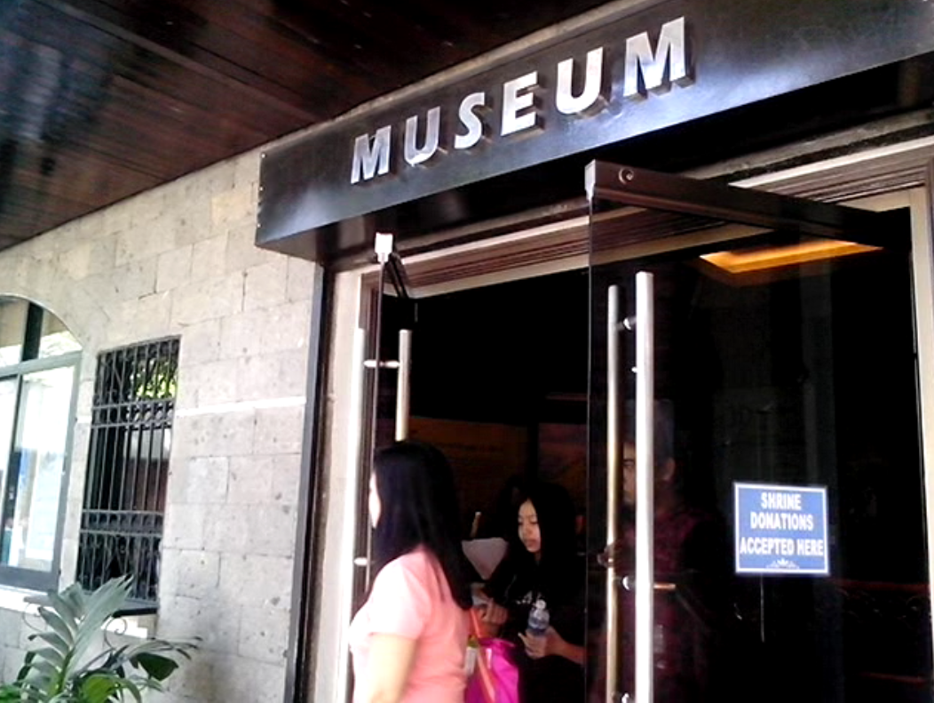 Visit the Our Lady of Manaoag museum.