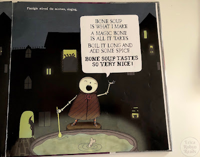 Bone Soup by Cambria Evans Finnigin's soup