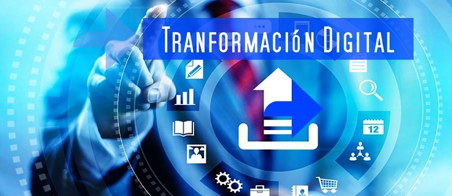 Transformación Digital es una disrupción organizacional que permite innovar los modelos de evolución de las estrategias.