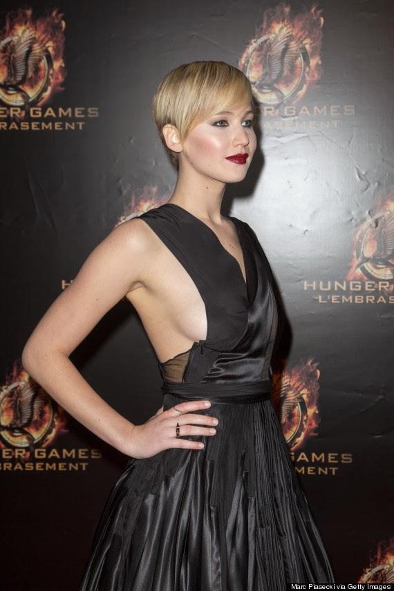 Hot pic: Finally! Hunger Games Star Jennifer Lawrence