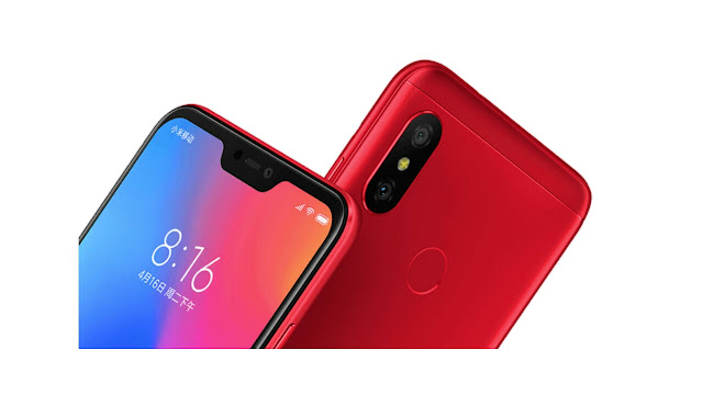 Xiaomi Redmi 6 Pro First Impressions: Xiaomi is also included in the race for the Top Nach display